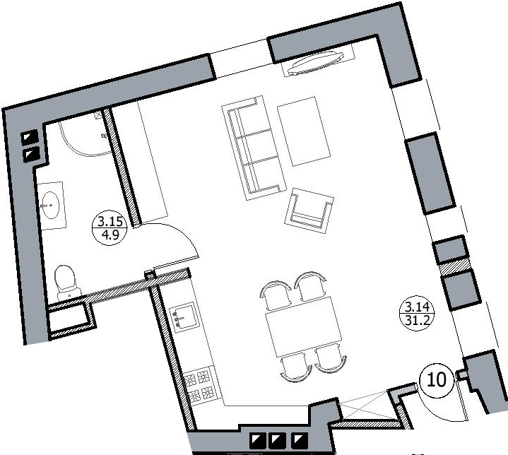 dzīvoklisnr10