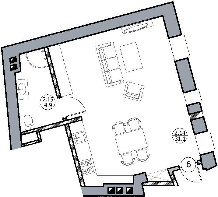 dzīvoklisnr6