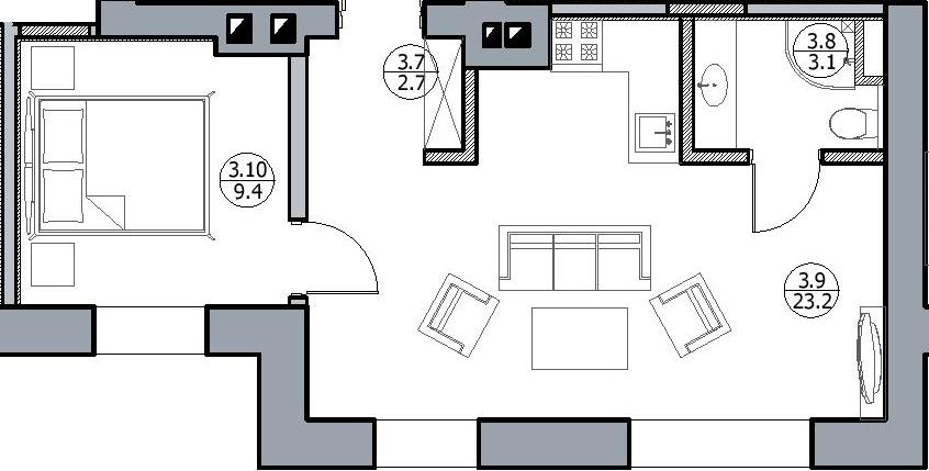 dzīvoklisnr8