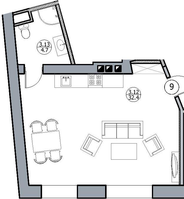dzīvoklisnr9